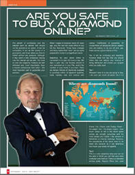 Are You Safe to Buy Diamonds Online?